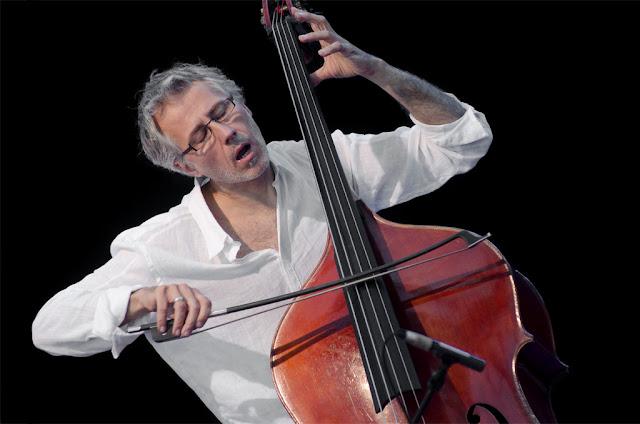 Bruno Chevillon - Jazz à Luz - Chapiteau (Luz Saint Sauver) - 8/7/2011