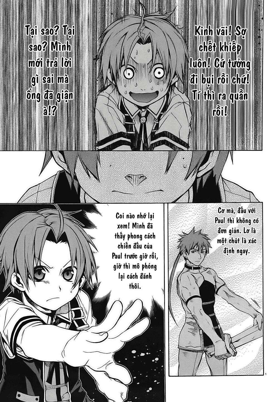 Mushoku Tensei - Isekai Ittara Honki Dasu - Chapter 6 - Pic 5