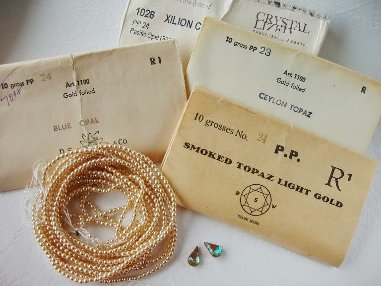 vintage jewelry jewellery supplies