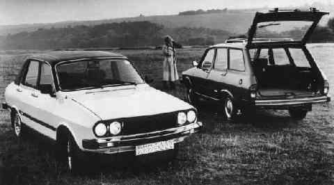 Dacia 1310 Denem UK version