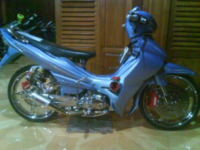 yamaha jupiter z ceper modifikasi