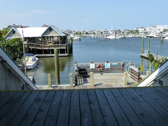 Bald Head Island Marina House Rental
