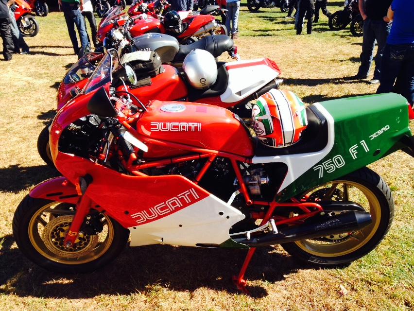 Ducati 750 F1A