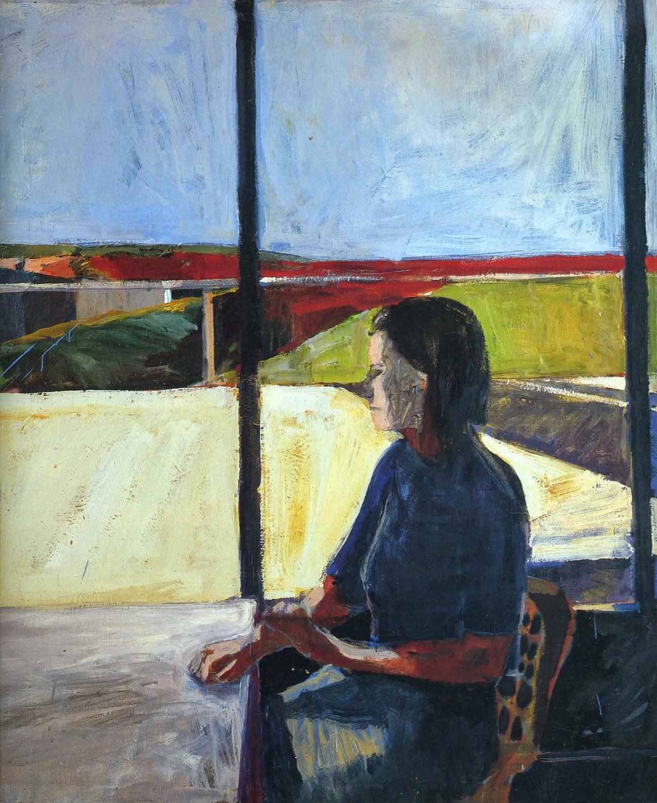 Richard Diebenkorn Figure Paintings