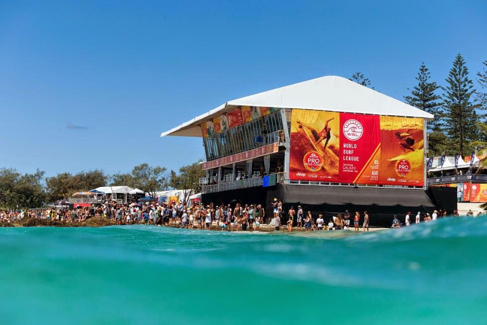 39 Quiksilver Pro Gold Coast 2015 Tower Foto WSL Kelly Cestari