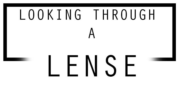 Looking through a lense