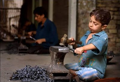 child labour pakistan essay