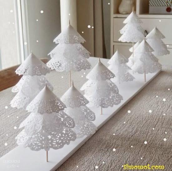 intip 14 desain pohon natal paling kreatif dan unik