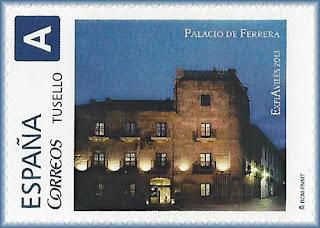 tu sello personalizado, Palacio Ferrera
