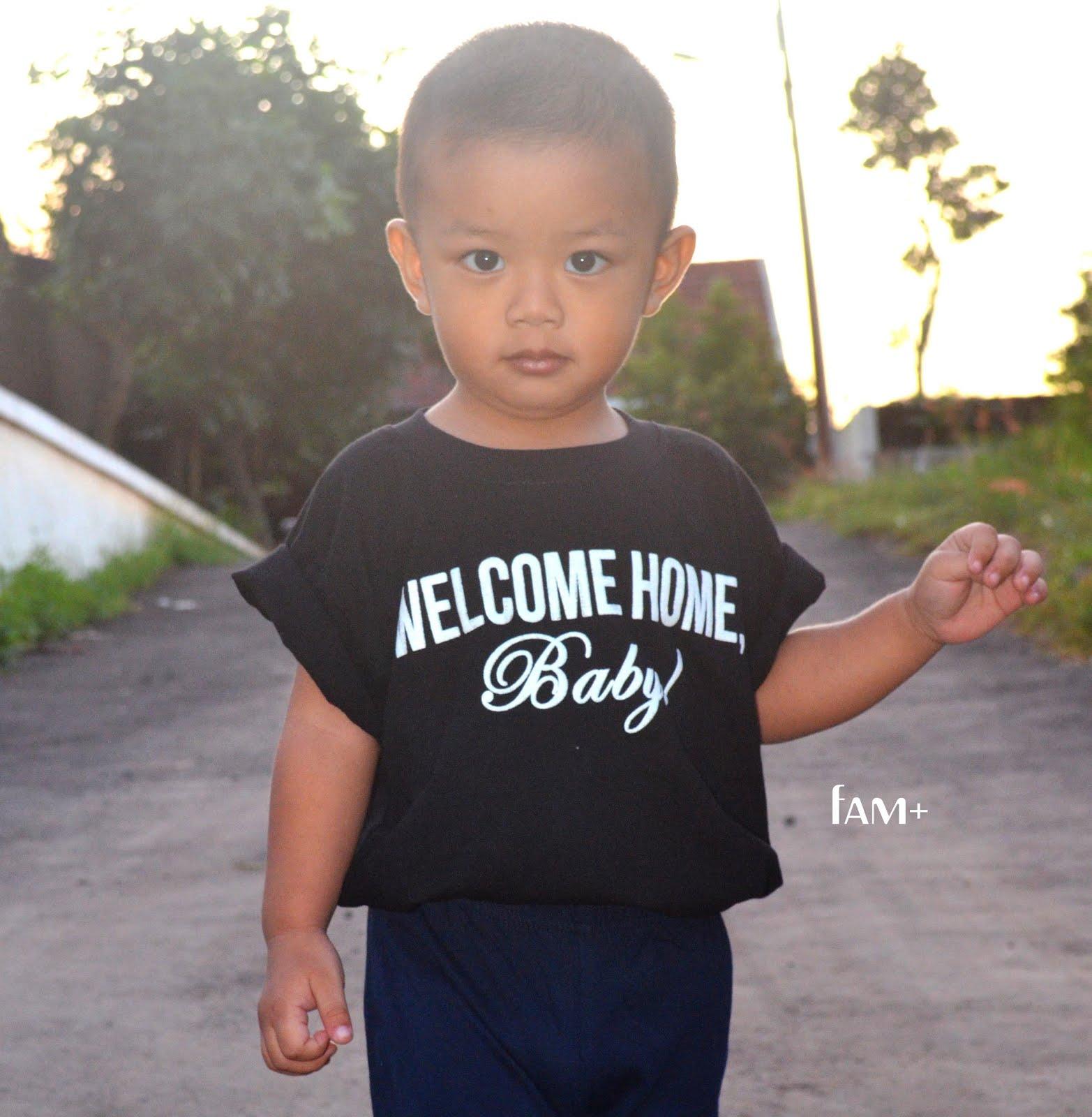 T-Shirt Menyambut Kelahiran Bayi