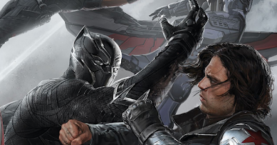 black panther, winter soldier