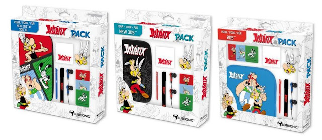 Astérix - Packs d'accessoires complets