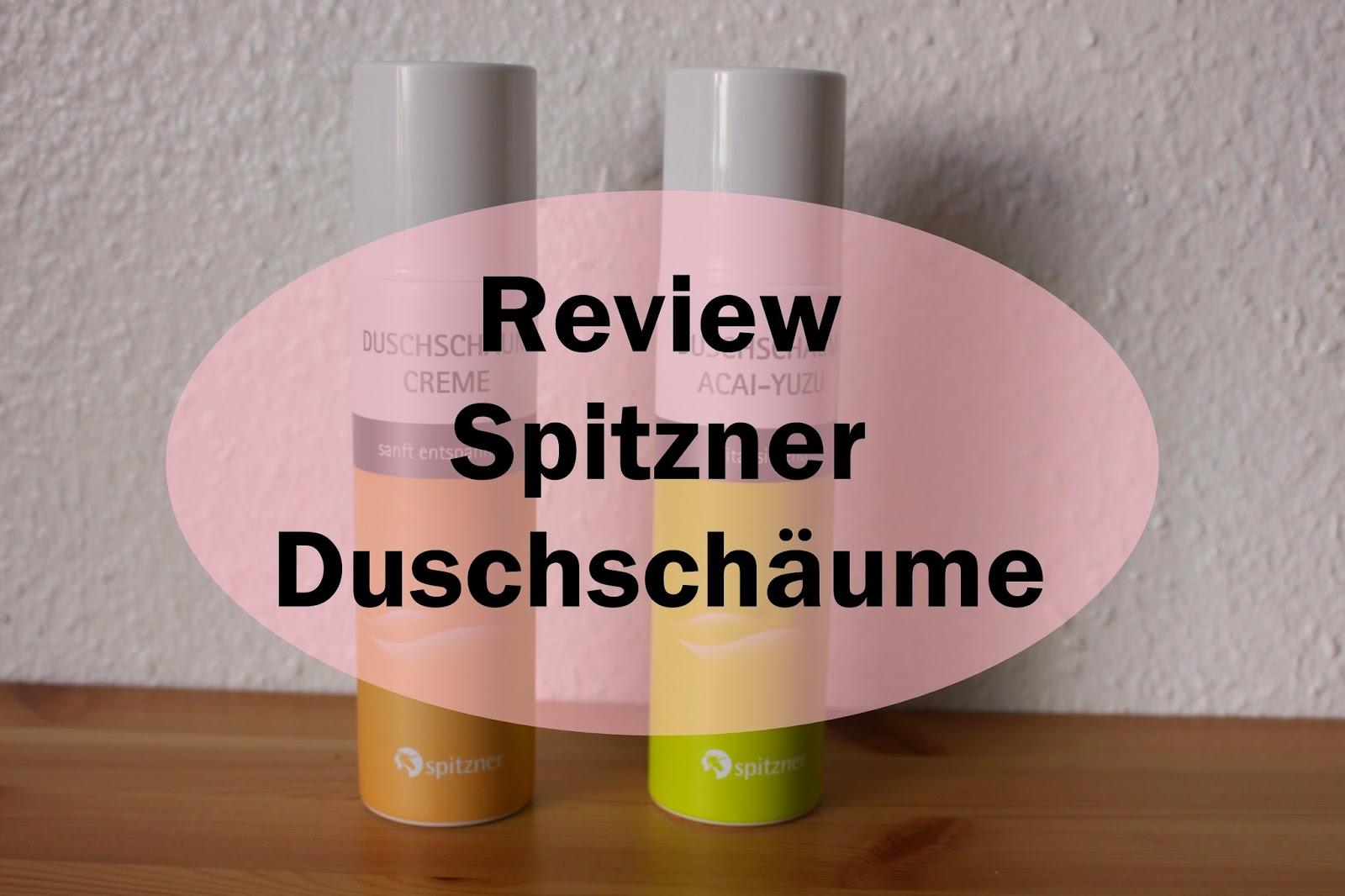Spitzner Duschschaum