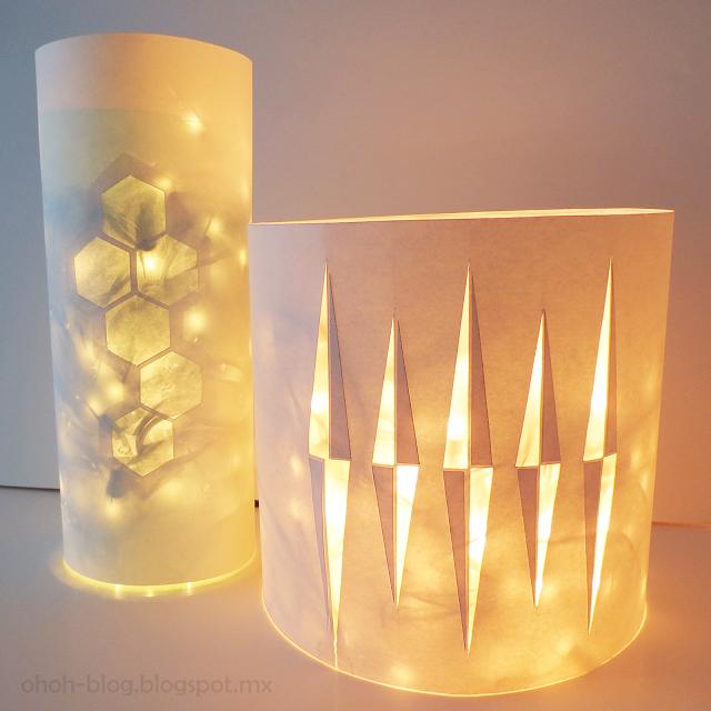 Lanterne fai da te Riciclo Creativo Plastica
