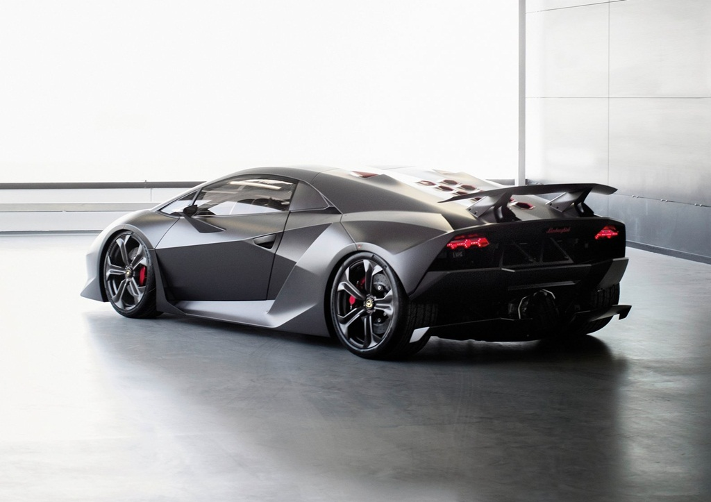 lamborghini sesto elemento concept car wallpapers. Black Bedroom Furniture Sets. Home Design Ideas