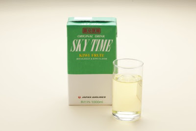 Limited edition JAL Sky Time Kiwi