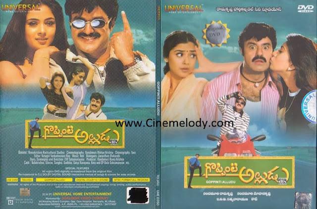 Goppinti Alludu Telugu Mp3 Songs Free  Download  2000