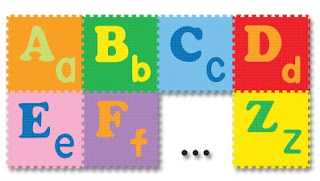 Jual Karpet Puzzle Evamat Huruf Murah