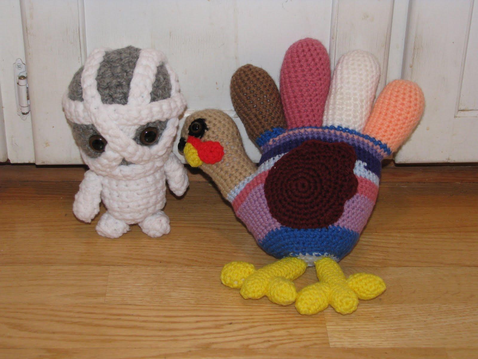 Gourmet Crochet Amigurumi Dinosaurs : Craft Attic Resources: September 2011