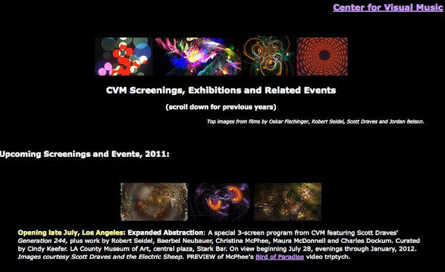 Expanded Abstraction: CVM Program, Los Angeles