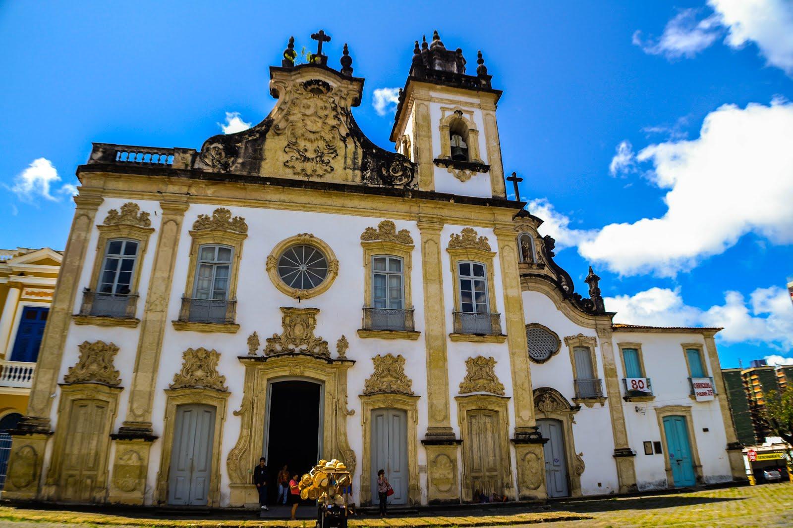 CENTRO HISTÓRICO DE JOÃO PESSOA