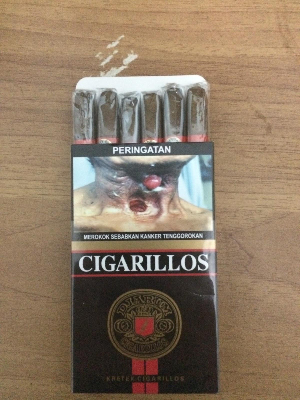 Djarum Cigarillos, cerutu kretek khas dari Djarum - Review ...