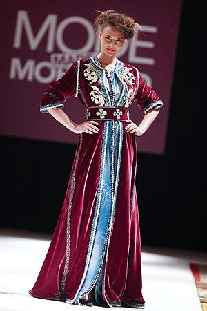 موديلات قفاطين مغربية جديدة 2013 - موديلات قفاطين مغربية 2013 -  قفاطين مغربية 2013