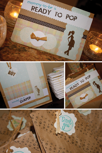 clever colvin 39 ready to pop 39 baby shower theme