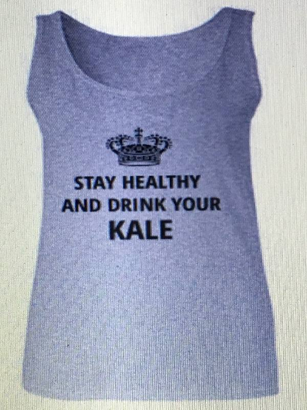 Have You Drank Your Kale Today?