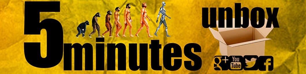 5 minutes unbox