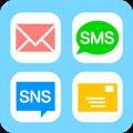 メール定型文2&SMS&SNS