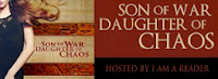 SON OF WAR, DAUGHTER OF CHAOS #BlogTour & #Giveaway