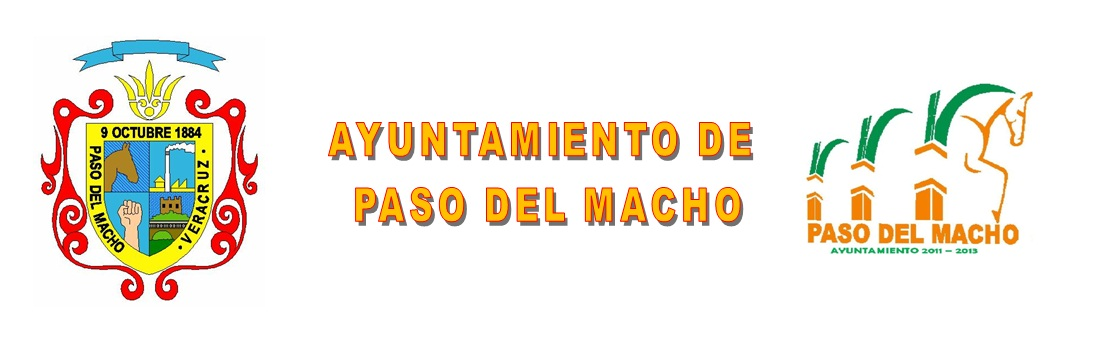 AYUNTAMIENTO DE PASO DEL MACHO