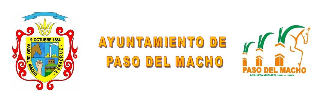 AYUNTAMIENTO DE PASO DEL MACHO