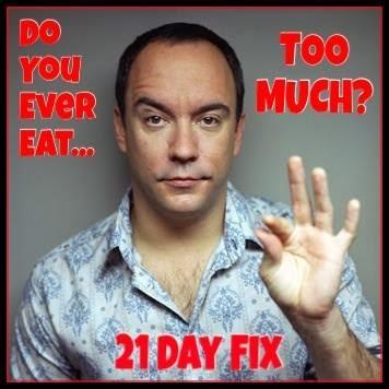 21 day fix DMB