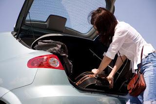 كيفاش تحمل معاك الناس و الباكاج في السيارة