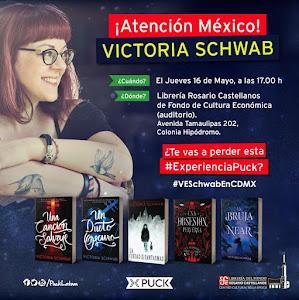 Victoria Schwab ,