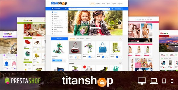 themeforest prestashop theme