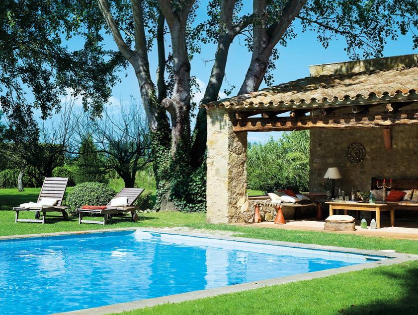 15 piscinas para so ar este verano decoraci n retro for Sonar con piscina
