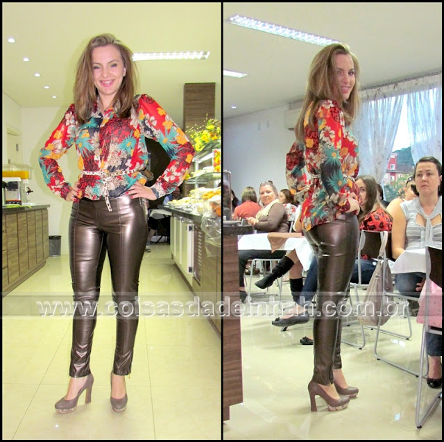 moda outono inverno 2012 primavera vero 212 cala metalizada snake print camisa mullet estampa flores