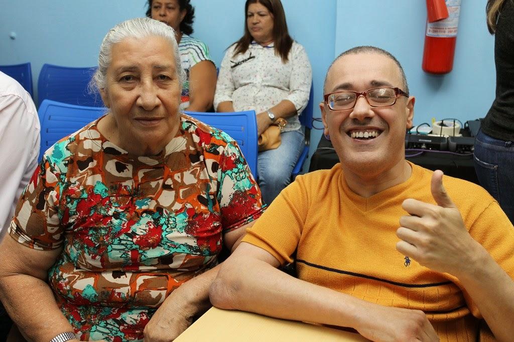 Maria Jose Carvalho e CarlosHenrique