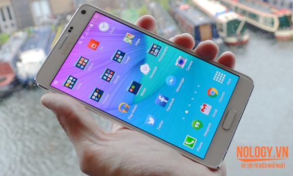 Điện thoại Samsung Galaxy Note 5 xách tay