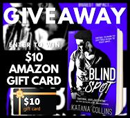 Blind Spot Promo & Giveaway