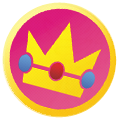 Mi Emblema (Princess Peach)