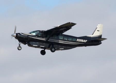 N208AF Cessna 208