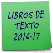 LISTADOS DE LIBROS