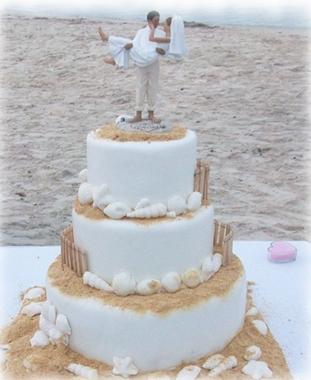 decoration gateau mariage quebec