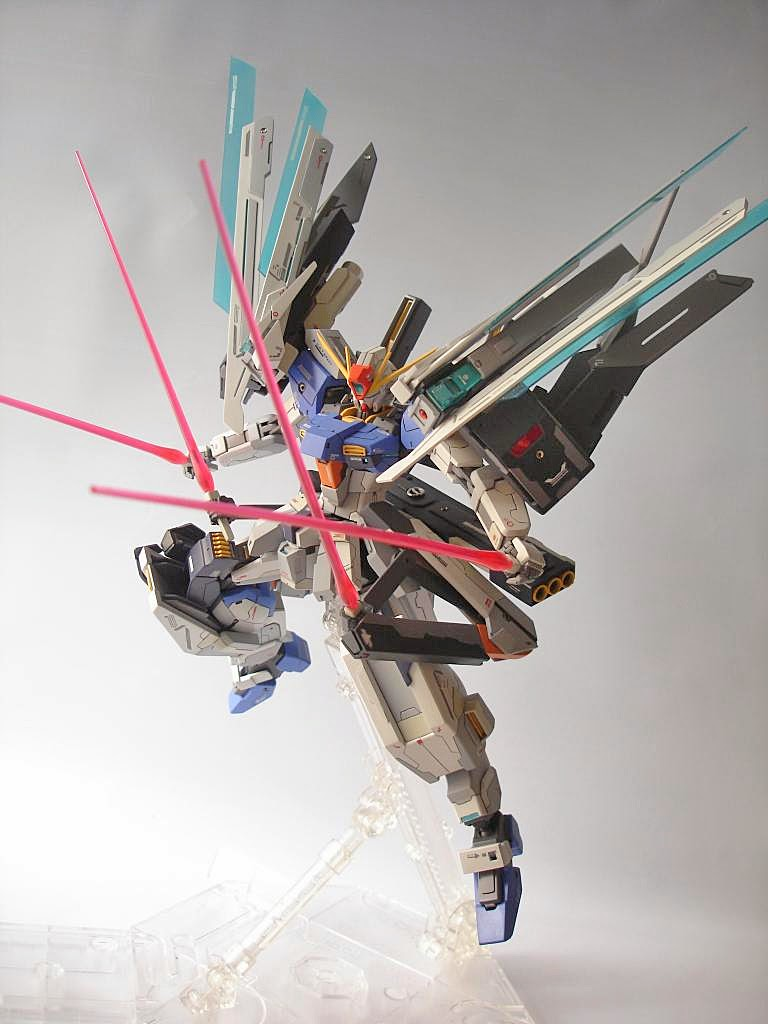 how to custom build gundam