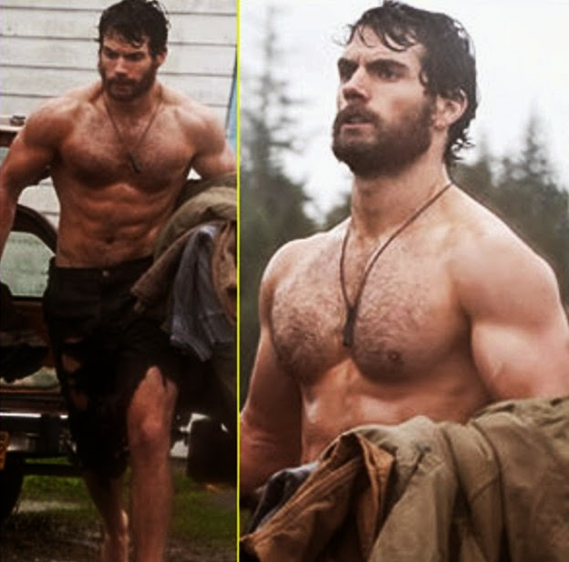 Henry Cavill Bodybuilding images