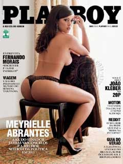Revista Playboy Brasil-Noviembre 2013 PDF Digital